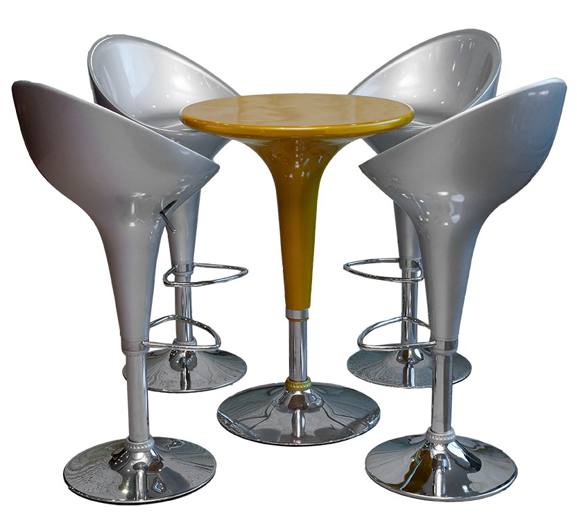 Bar Stools & Table